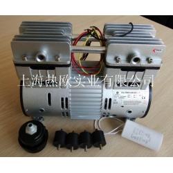 上海铜线780W主机头,热欧无油低噪音空压机主机,低噪音无油空气压缩机马达